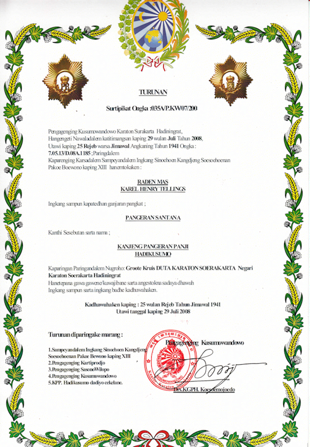 Certificaat KarelHenryTellings-KPPhADIKUSUMO